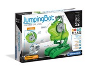 JUMPING BOT- BUILD YOUR OWN ROBOT