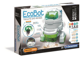 ECO BOT- BUILD YOUR OWN ROBOT
