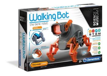 WALKING BOT- BUILD YOUR OWN ROBOT