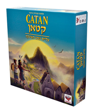 CATAN RISE OF THE INCA TRIBE