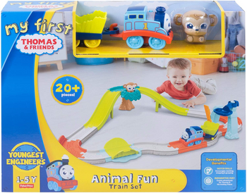THOMAS & FRIENDS, ANIMAL FUN TRAIN SET