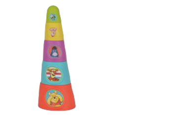 POOH STACKING CUPS