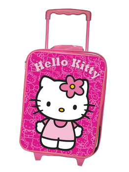 HELLO KITTY SUITCASE (STYLES VARY)