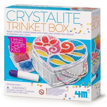 4M CRYSTALITE TRINKET BOX