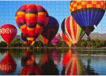 1000 PIECE JIGSAW PUZZLE (STYLES VARY)