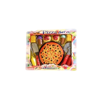 25 PIECE PIZZA SET (STYLES VARY)