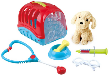 PLAYGO PET CARE CARRIER 3384
