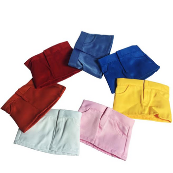 """THE NEW YORK DOLL 2 SKIRT PACK FOR 18"""" DOLL (COLORS AND STYLES VARY)"""