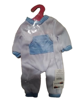 BABY DOLL CLOTHING FOR SMALL DOLL (COLORS AND STYLES VARY)