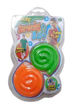 STICKY STRETCHY ROPE (COLORS VARY)