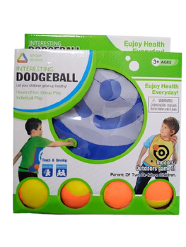 INTERESTING DODGEBALL