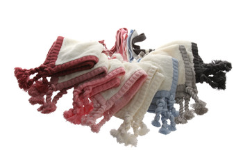 """""""BLANKY"""" PACIFIER HOLDER BRAIDS MODEL (COLORS VARY)"""