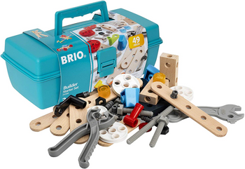 BRIO BUILDER STARTER SET 49 PCS 34586