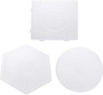 HAMA  3 BOARDS FOR IRONING BEADS