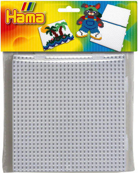 HAMA 2 BOARDS  FOR IRONING BEADS (STYLES VARY)