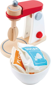 HAPE MIX & BLEND BLENDER- WOODEN KITCHEN ACCESSORIES