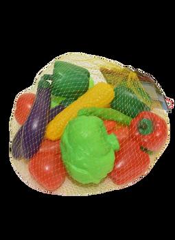 PRETEND PLAY VEGETABLES/FRUIT SET (STYLES VARY)