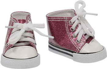 """THE NEW YORK DOLL SNEAKERS FOR 18"""" DOLL (COLORS AND STYLES VARY)"""