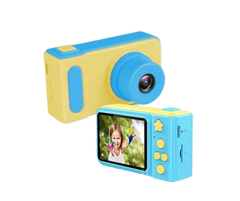 MOBILE DIGITAL CAMERA FOR CHILDREN- HEBREW (STYLES AND COLORS VARY