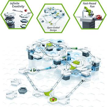 RAVENSBURGER GRAVITRAX- INTERACTIVE ROUTE SYSTEM STARTER SET