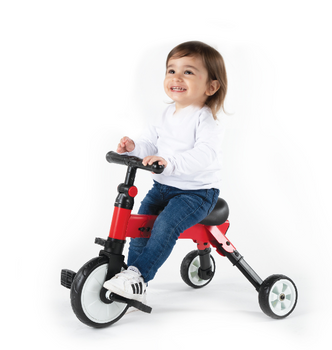 IAM FOLDABLE TRICYCLE 2 IN 1 (COLORS VARY)