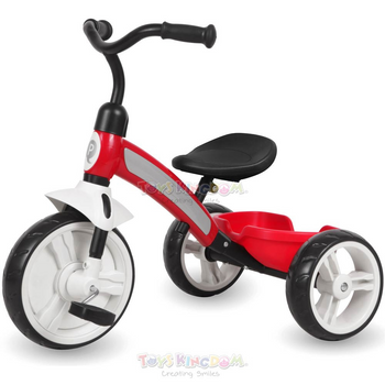 QPLAY THE NEW ELITE TRICYCLE (COLORS VARY)