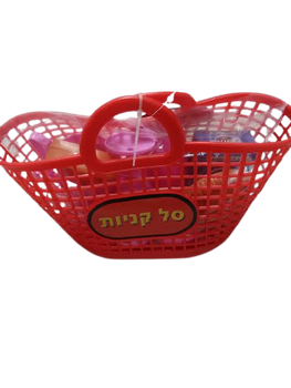 MINI DISHES & FOOD BASKET(STYLES AND COLORS VARY)