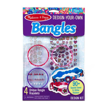 MELISSA & DOUG DESIGN YOUR OWN BANGLES