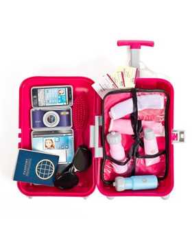 THE NEW YORK DOLL COLLECTION TRAVEL SET