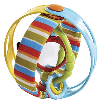 TINY LOVE ROCK AND BALL 3 IN 1 BABY TOY