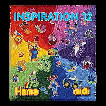 HAMA BEADS INSPIRATION IDEA BOOK (STYLES VARY)