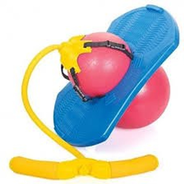 POGO JUMPING BALL (COLOR & STYLE VARY)