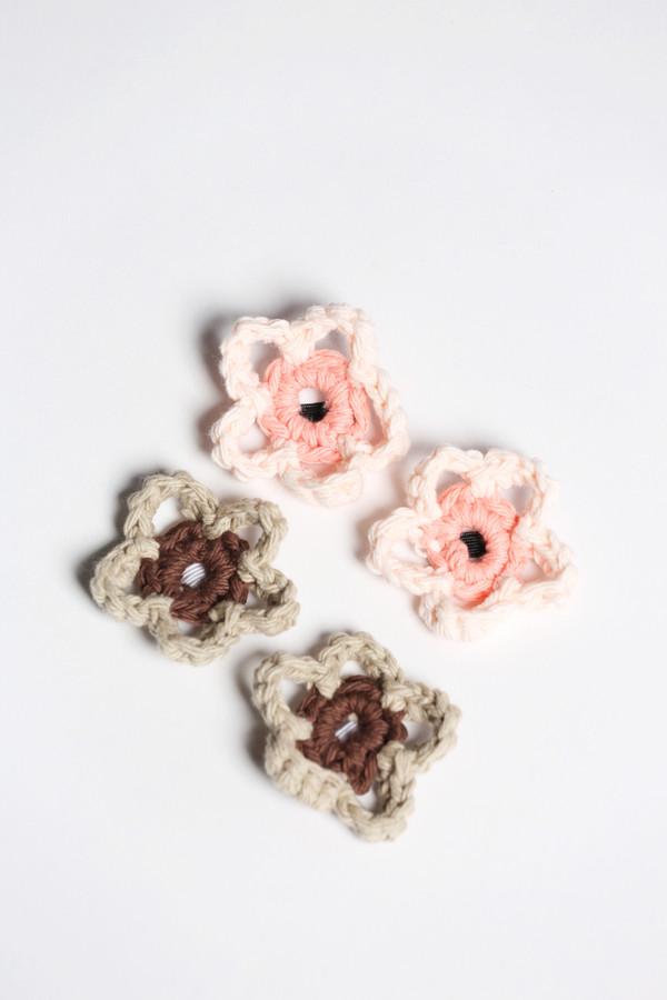 Carly Crochet Flowers