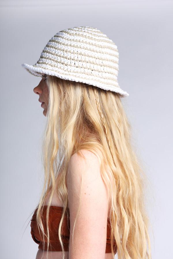 Jordan Crochet Bucket Hat
