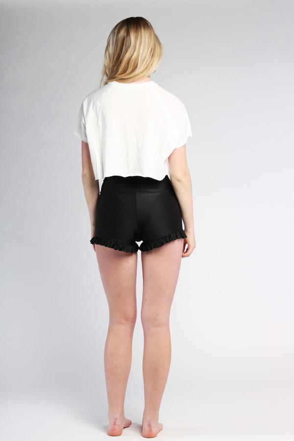 Ruffle Hot Short