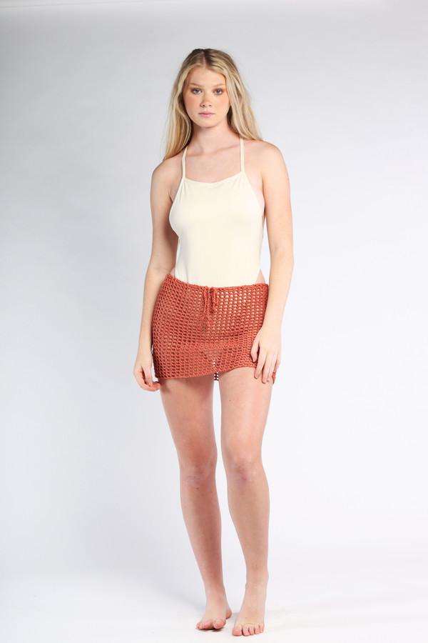 Bella Crochet Skirt