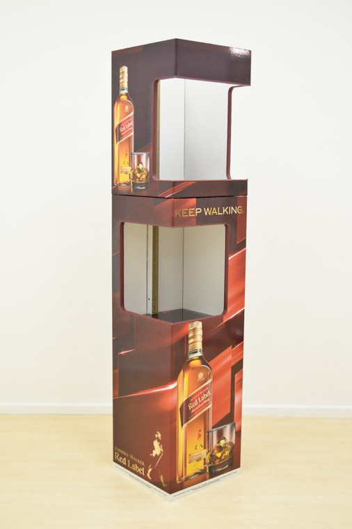 2 case Whisky FSU 380mm (w) x 380mm (d) x 1700mm (h)