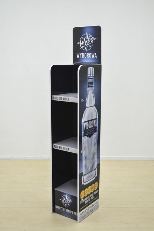 Vodka FSU 357mm (w) x 300mm (d) x 1500mm (h)