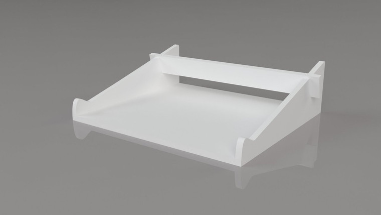 Laptop Stand 315mm (w) x 300mm (d) x100mm (h)