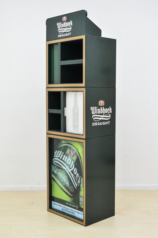 Product Display Unit 500mm (w) x 350mm (d) x 1650mm (h)