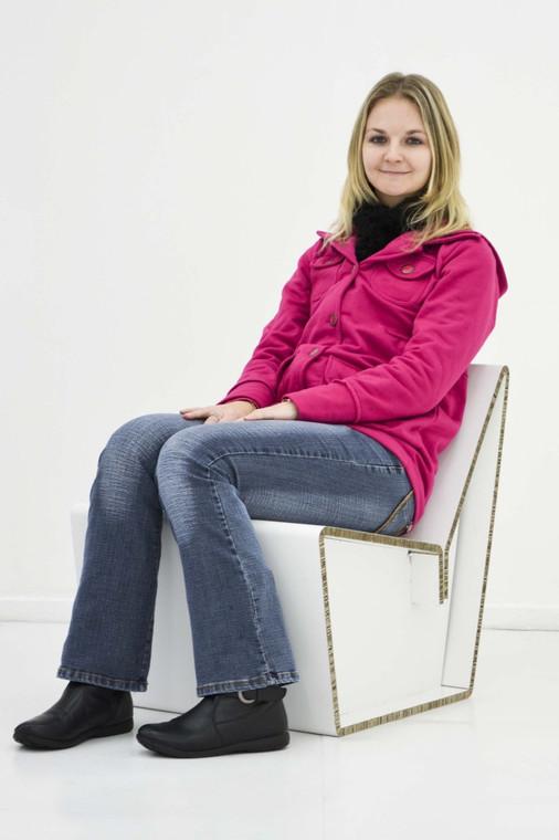 X025 Blikkies Chair - Cut file