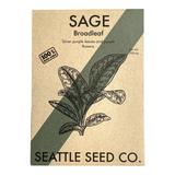 Sage - Broadleaf