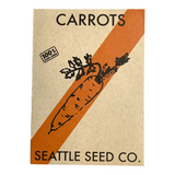 Carrots - Chantenay Red Core