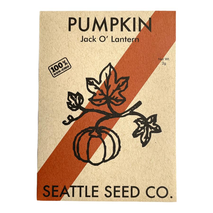 Pumpkin - Jack 'O Lantern