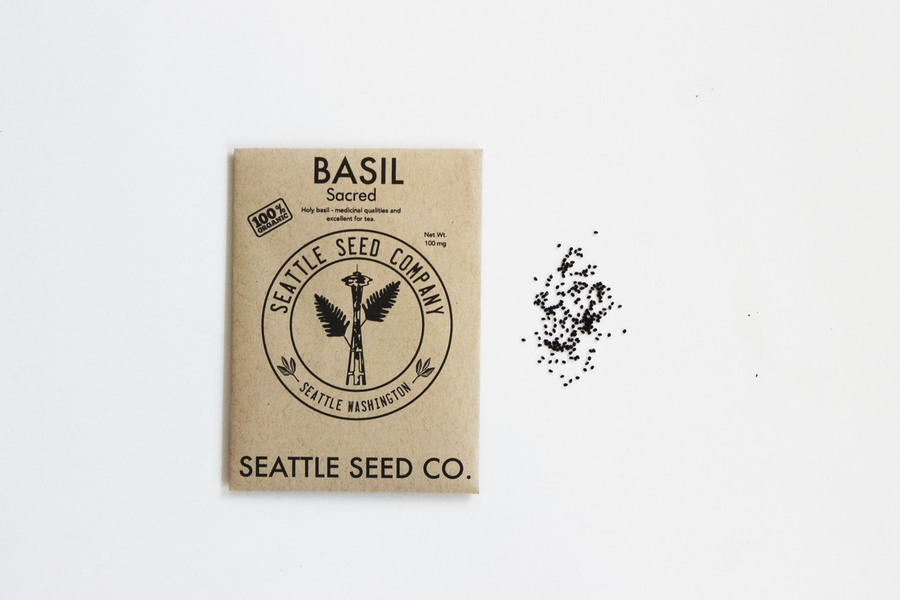 Basil - Sacred OG