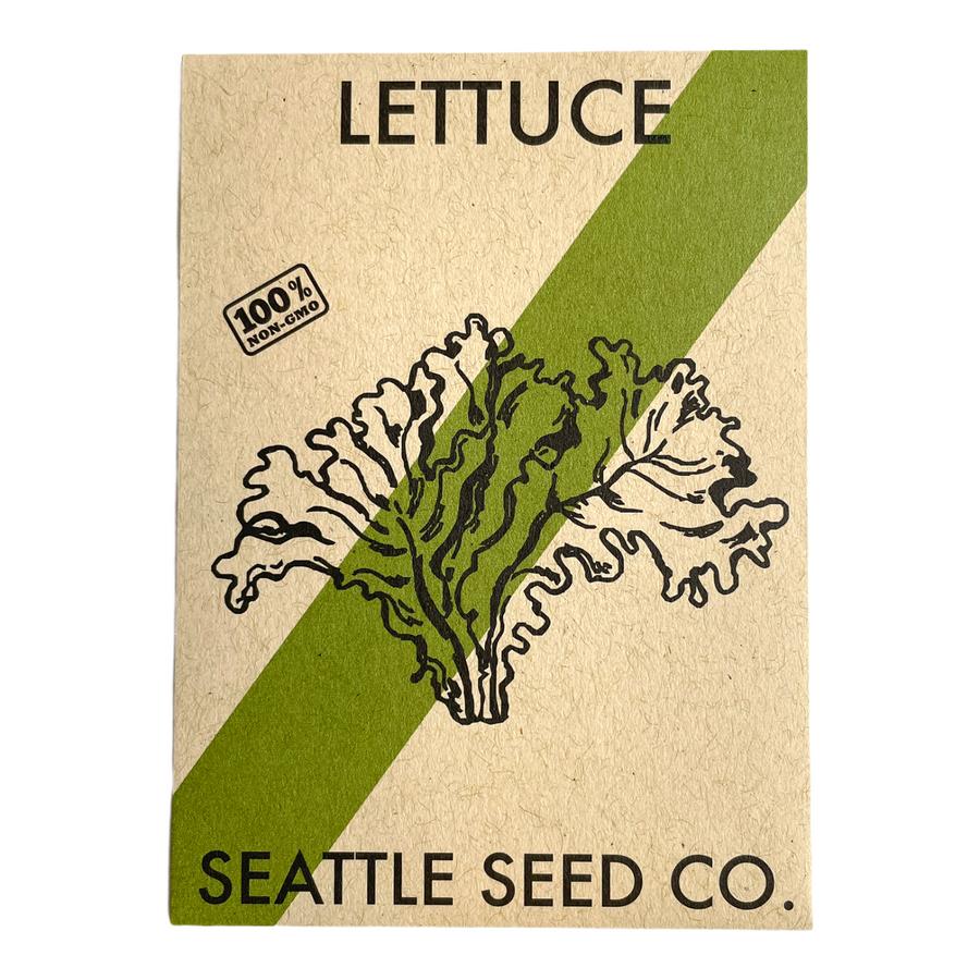 Lettuce - Mild Mesclun Mix