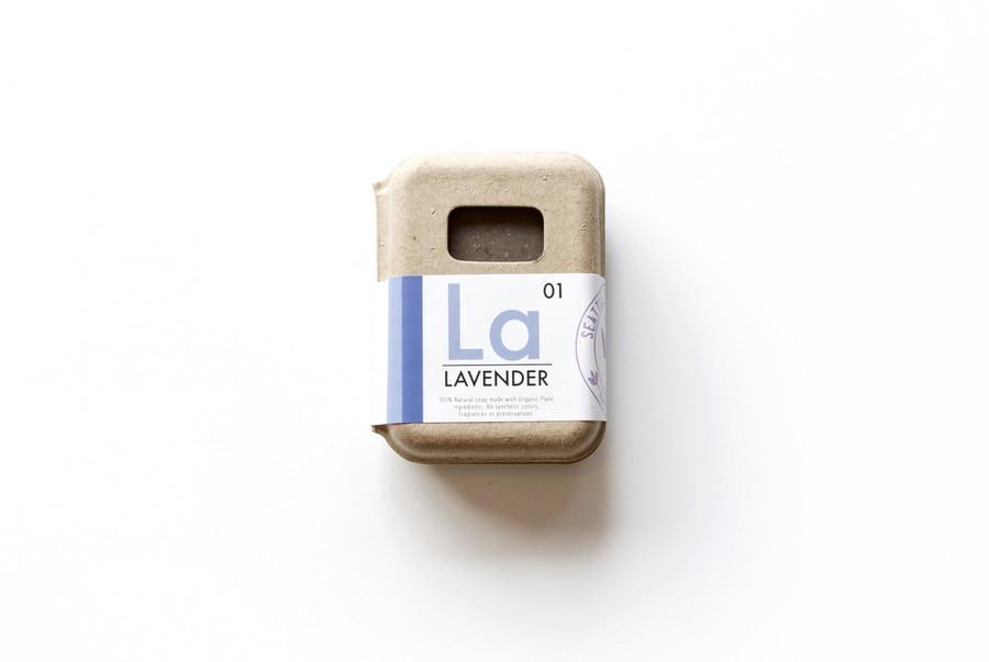 Organic Soap - Lavender