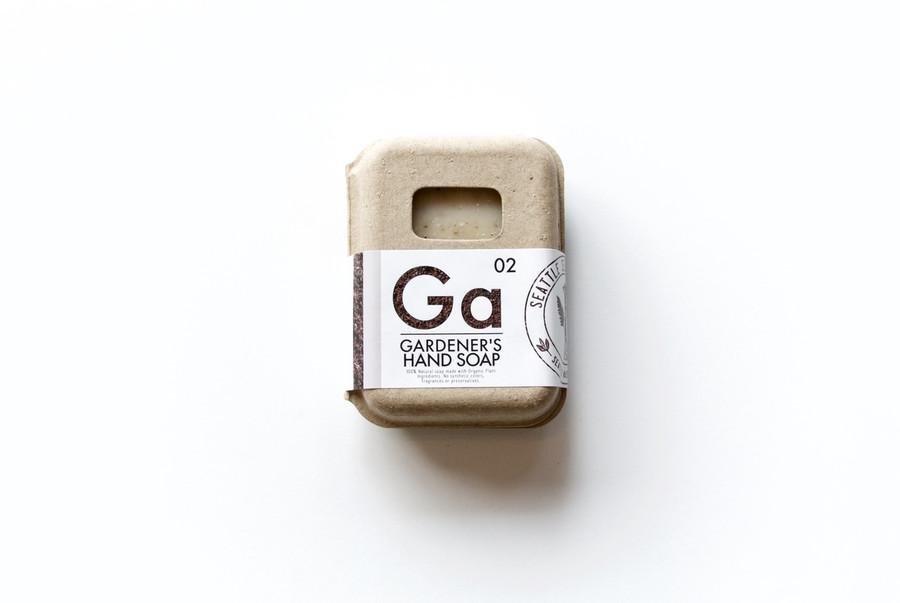 Organic Soap - Gardener's Hand Soap