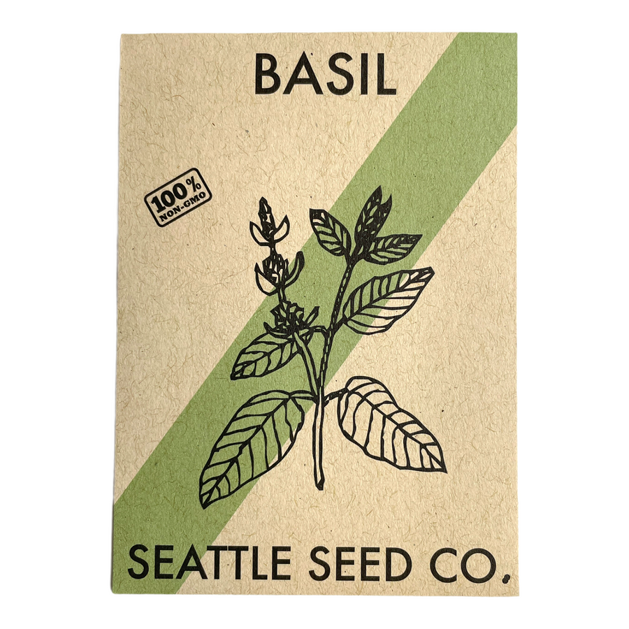 Basil - Italian Large Leaf