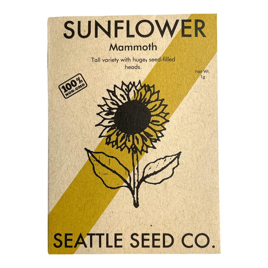 Sunflower - Mammoth Russian